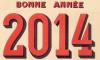 2014, hop c'est reparti