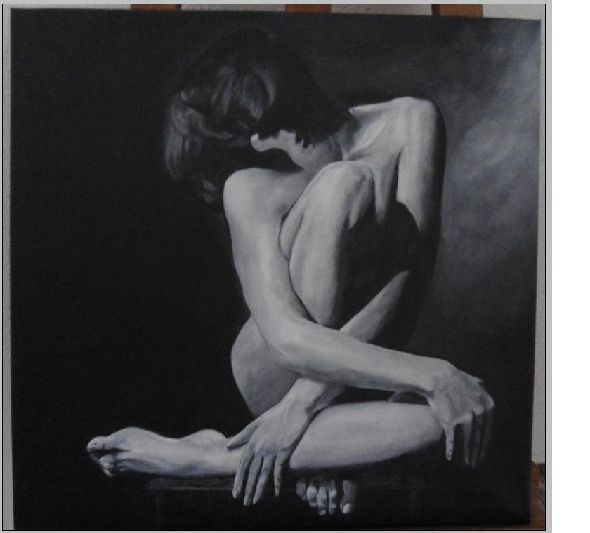 Les peintures d'Olivier Garat