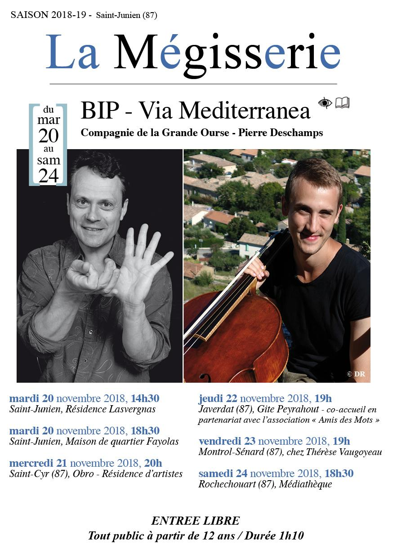 BIP 2018 : Via Mediterranea