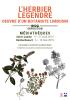 L'herbier de Charles Legendre