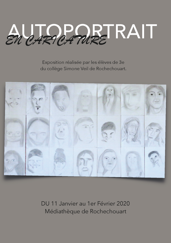 Autoportraits en caricature
