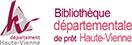 Bibliothèque départementale de prêt - Haute-Vienne
