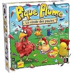 Pique Plume : la ronde des poules